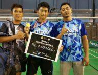 Mahasiswa STIKOM Bali Juara  Nasional Badminton di UGM