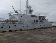 BAKAMLA Siapkan Kapal Patroli KN Gajah Laut Jika Gunung Agung Meletus