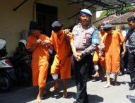 Sasar Rumah Kosong di Bali, Kawanan Maling Asal Palembang Ditembak