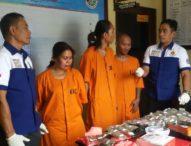 Jaringan Narkoba dari Sumatera Diciduk Petugas, Satu Diantaranya Wanita