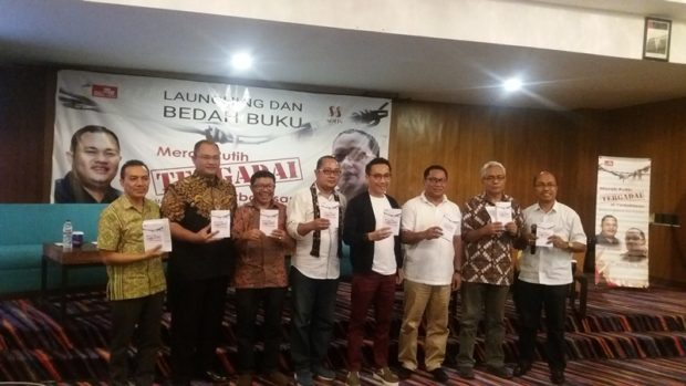 "Launching Buku ""Merah Putih Tergadai di Perbatasan"", Siapa Penulisnya?"
