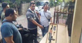 Pria Pamer Senjata AK-47 di Facebook, Diamankan Polda Bali