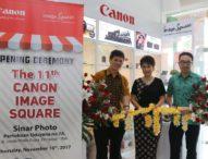Datascrip Hadirkan Canon Image Square ke-11 di Bali