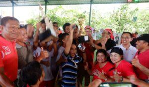 Manggarai Juara 1, Lamaholot Juara 3 – Turnamen Futsal Flobamora