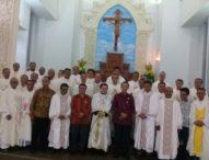 Bangga Kerukunan Antarumat di Bali – Gubernur Buka Sinode IV Keuskupan Denpasar