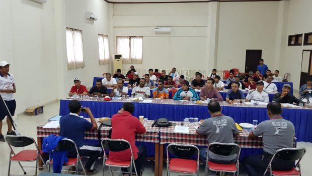 16 Tim Adu Kuat dalam Turnamen Futsal Flobamora