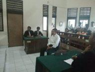 Eksepsi Ditolak, Sidang Konsultan Marketing Akasaka yang Terjerat Kasus Narkotika Dilanjukan