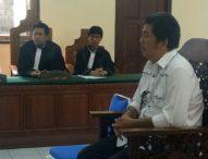 Eksepsi Ditolak, Iskandar Halim Terdakwa Jual-Beli 19.000  Ekstasi Gigit Jari