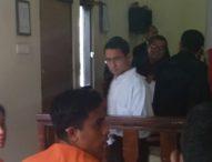 Dianggap Menistakan Agama Lain,  Donal Dituntut Tiga Tahun Penjara