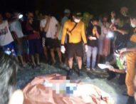 Sosok Mayat Wanita Tanpa Identitas Terapung di Pantai Penyabangan, Buleleng