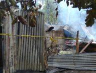 Rumah PIL Perawat Dibakar Suaminya