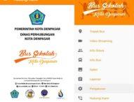 Si Bused, Aplikasi Bus Sekolah Gratis Ciptaan STIKOM Bali Untuk Pelajar Kota Denpasar