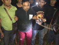 Wakil Ketua DPRD Bali  Ditangkap di Kandang Sapi