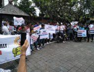 KPN Kecam Pendemo PN Denpasar yang Disertai Pembakaran