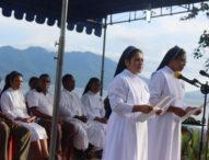 Hari AIDS Sedunia di Larantuka, ODHA Berbaur dengan Warga dan Berpesan Jauhkan Seks Bebas