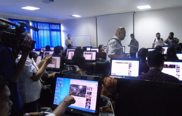 Mahasiswa dan Dosen se-Bali Kampanye Stop Joged Porno