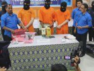 Tiga WNA Selundupkan Narkoba ke Bali Ditangkap Bea Cukai