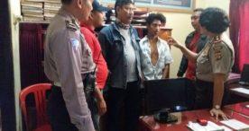 Baru Mendarat di Benoa, Benedik DPO Ranmor NTT Dibekuk Petugas