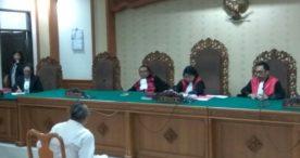 Menghalangi Penyidikan, Mantan Hakim Dipenjara 18 Bulan