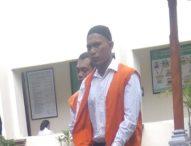 Ketangkap Bawa Sabu, Irfan Dituntut 2,5 Tahun Penjara