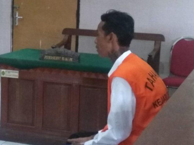 Maling Hp,  Tuyul Dipenjara Setahun