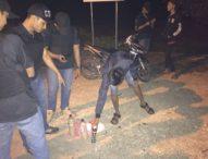 Pesta Miras, Petugas Amankan Puluhan ABG