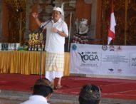 """Rai Mantra Ajak Tingkatkan Infestasi dan Integrasi SDM Melalui """"Yoga"""""""