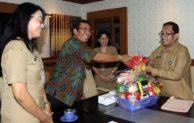 Kepala BKPSDM Beri Motivasi Pegawai Dilingkungan Pemkot