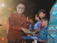 Puncak HUT Kota Denpasar-Prestasi Bidang Pendidikan Wujud Implementasi Kebahagiaan Masyarakat
