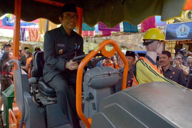 Jaya Negara 'Ngerindik' Buka Pameran Inovasi HUT ke-230