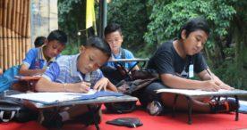 Pemkot Gelar Lomba Matematika di Bantaran Sungai Bindu