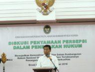 Para Rektor dan Kajati se Indonesia Gelar Diskusi di Nusa Dua