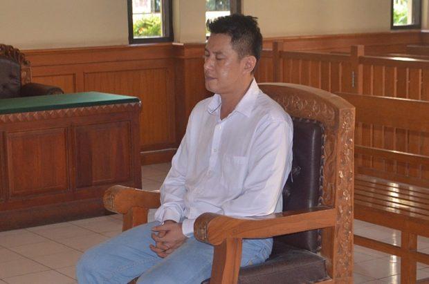 Dituntut Penjara Seumur Hidup, Dedy Setiawan Hanya Minta Keringanan Hukuman
