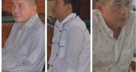 Dituntut Penjara Seumur Hidup, Willy, Budi Liman dan Iskandar Halim Minta Dibebaskan