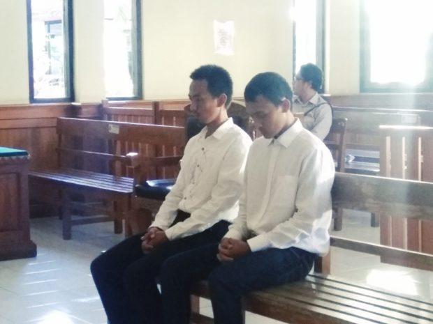 Dua Terdakwa Pembunuh Bule Belanda Diadili
