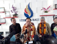 Menristekdikti Sangat Kagum dengan Inovasi Startup STIKOM Bali