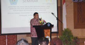 GTPP Rancang Pengetatan Mobilitas Penduduk Non Permanen dan Pasar Tumpah
