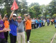Jaya Negara Buka Lomba Tarik Tambang Dan Pemadaman Api
