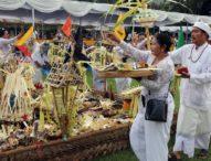 Menyambut Hari Raya Nyepi- Pemkot Denpasar gelar ritual 'Tawur Balik Sumpah Tilem Kesanga'