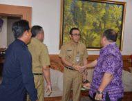 Jaya Negara Apresiasi Prestasi Olah Raga Pentaque  Denpasar