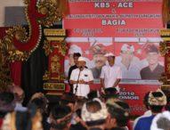 Calon Gubernur Wayan Koster Paparkan Programnya untuk Masyarakat Klungkung.