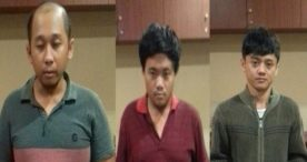 Pasok Dua Kg SS dari Jakarta, Tiga Pria Terciduk