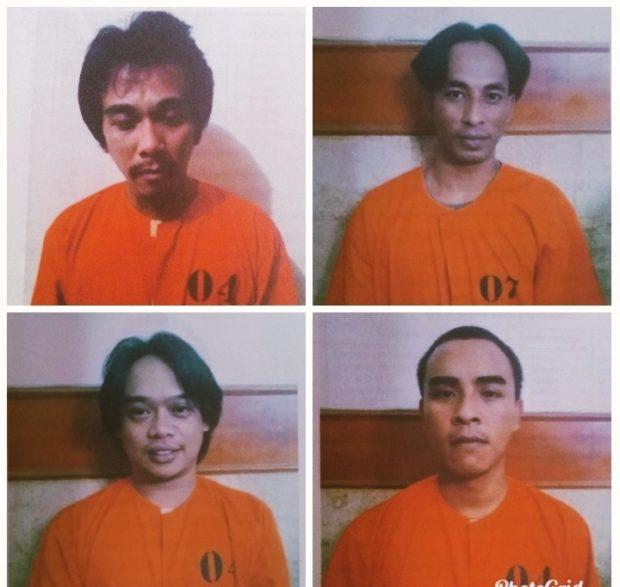 Empat Tersangka Pembunuh Pensiunan Polisi Dilimpahkan ke Kejari Denpasar