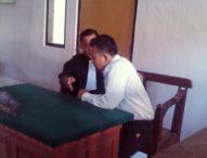 Pesan 1/2 kilogram Sabu Dari Napi LP Madiun, Surya Diputus 16 Tahun
