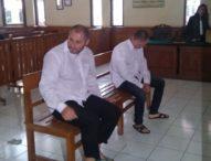 Gasak Uang Nasabah Bank, Dua Bule Rumania Divonis 2 Tahun Penjara