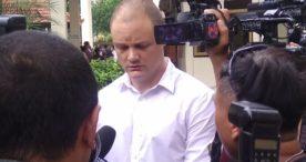 Impor Sabu dan Ekstasi, Bule Ini Dituntut 15 Bulan Penjara