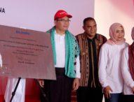 Kunjungan Menteri BUMN di Flotim, Bupati  Tancap Visi Selamatkan Orang Muda