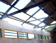 Kisah Sedih SDI Watanhura ,Badai  Robek Atap, KBM  Gunakan Ruangan  Gereja