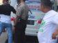 Ditegur  Sat Lantas Karena Tak Berhelm, Oknum Pegawai Rutan Larantuka  Meradang