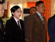 Bupati Flotim Lantik 4 Pimpinan OPD, Kepala Dinas dari Unsur Perempuan Bertambah